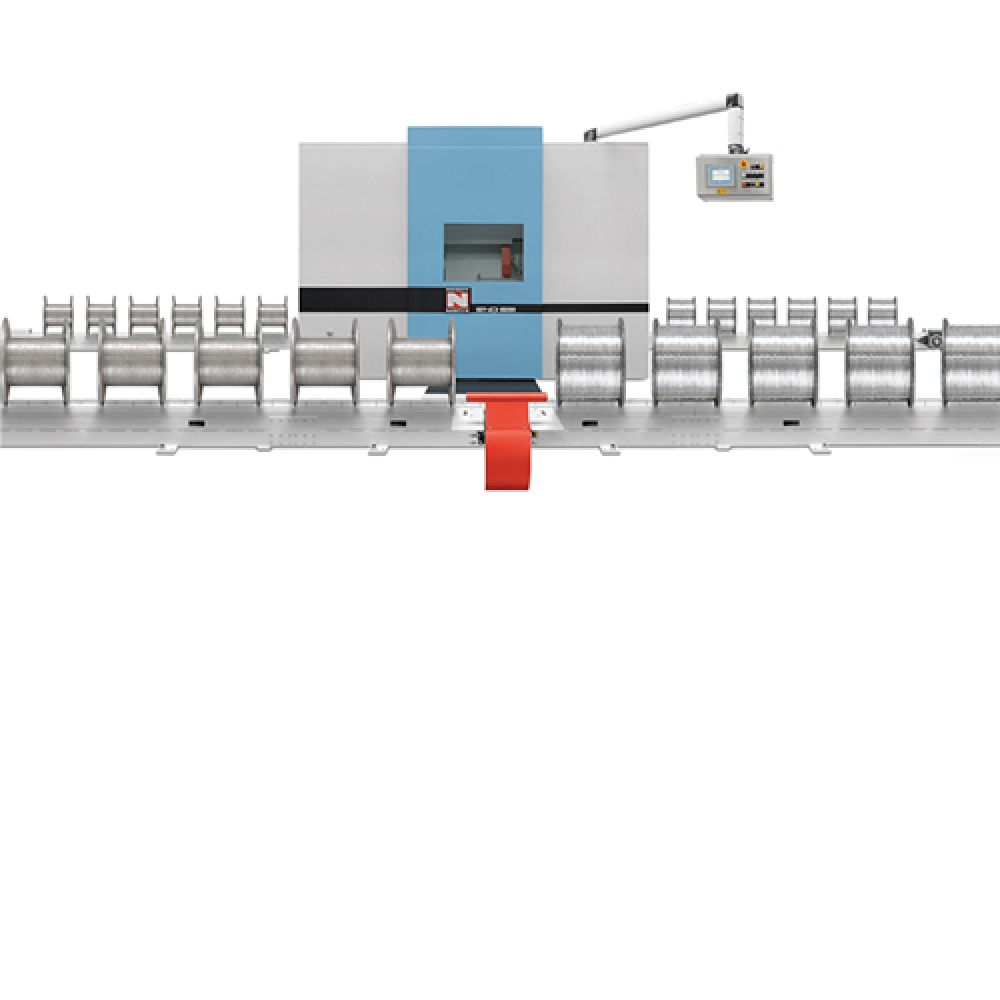 SND 631 / SND 801 - Automatik-Doppelspuler