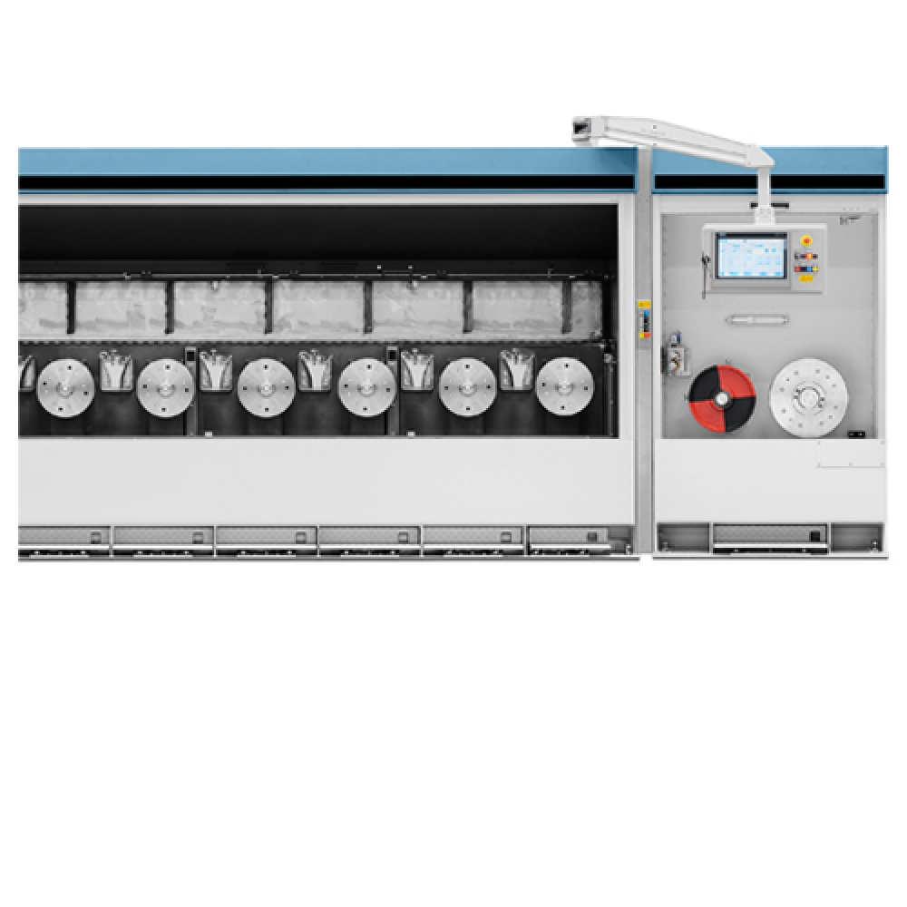 MSM 86 - Rod Breakdown Machine