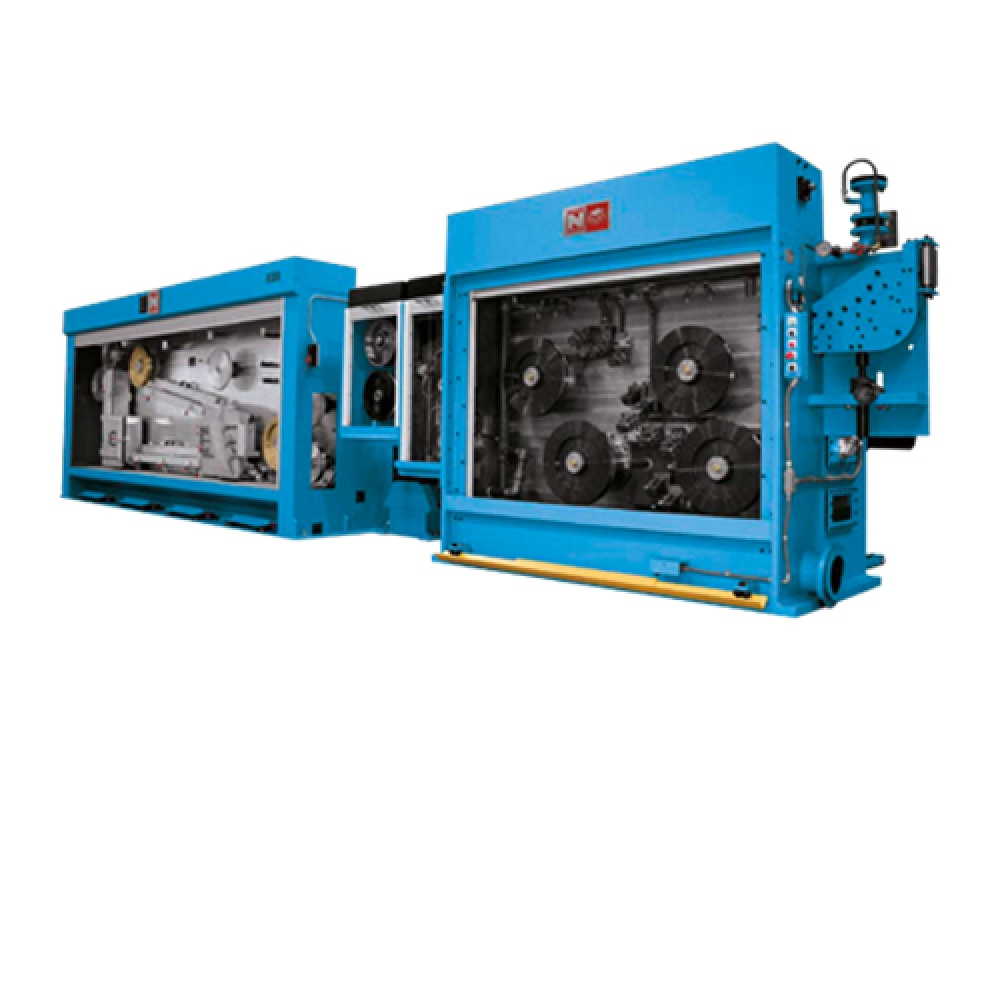 NIEHOFF Schwabach - Wire drawing machines and accessories