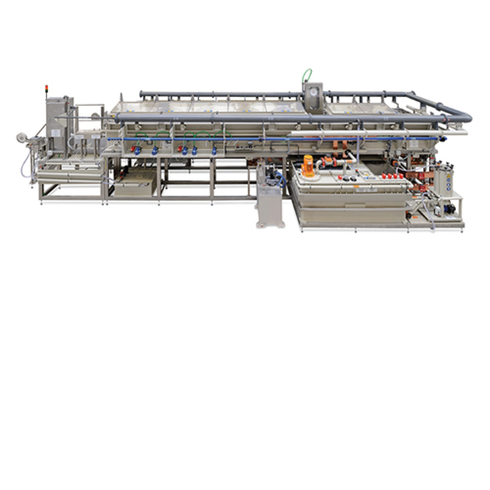 WPT - Galvanic Wire Plating Lines