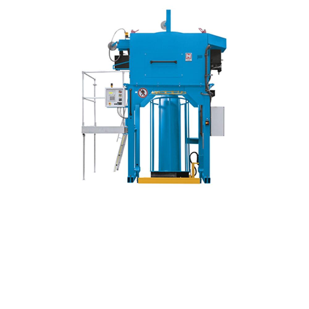 STN 650 / STN 800 - Barrel Coiler