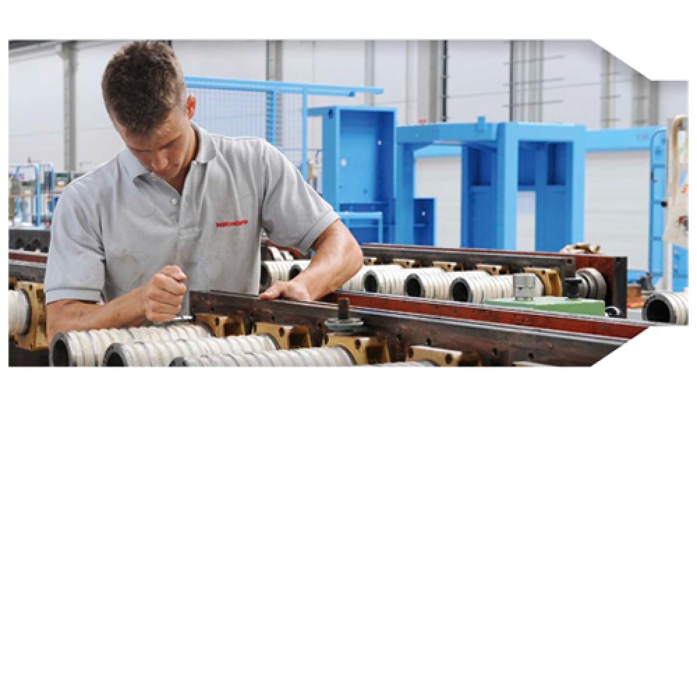 NIEHOFF – your partner for modernization