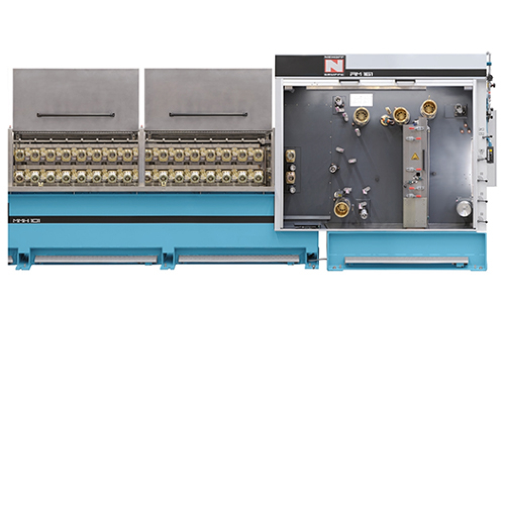 MMH 101 - Multiwire Drawing Line