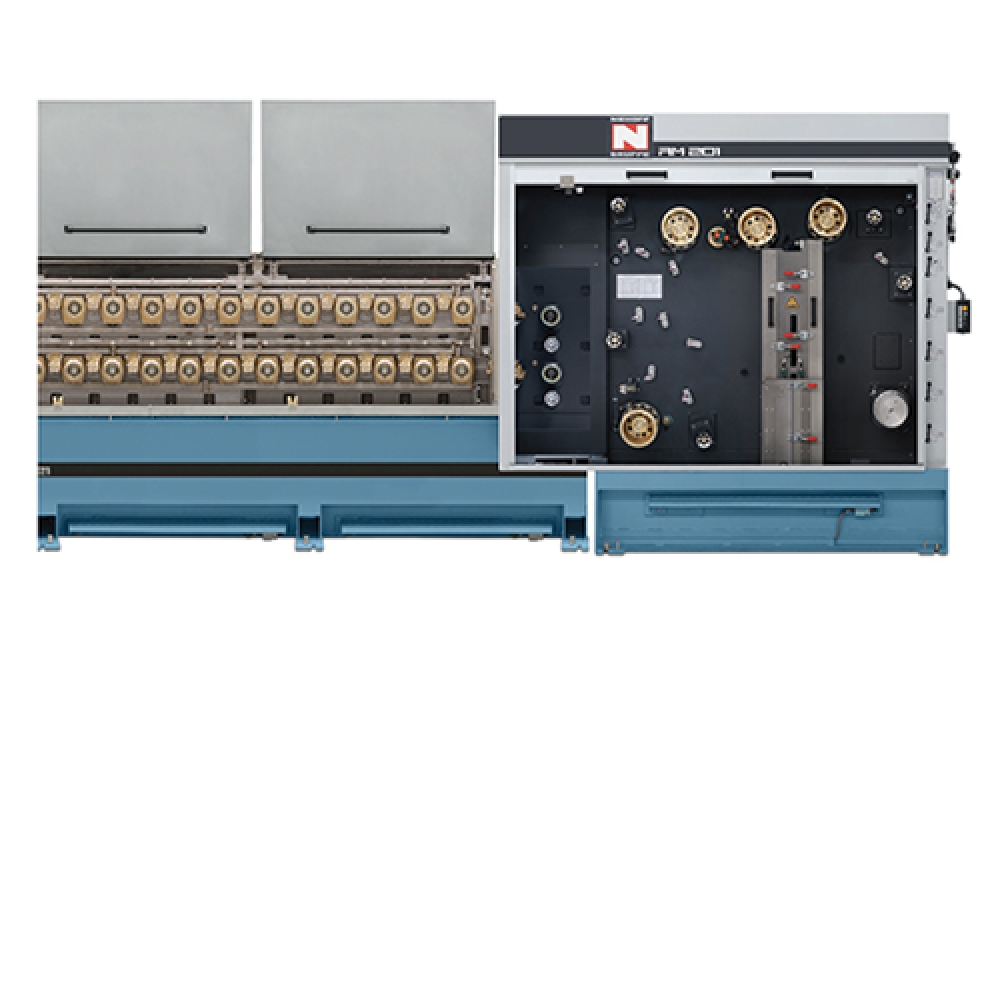 MMH 121 - Multiwire Drawing Line