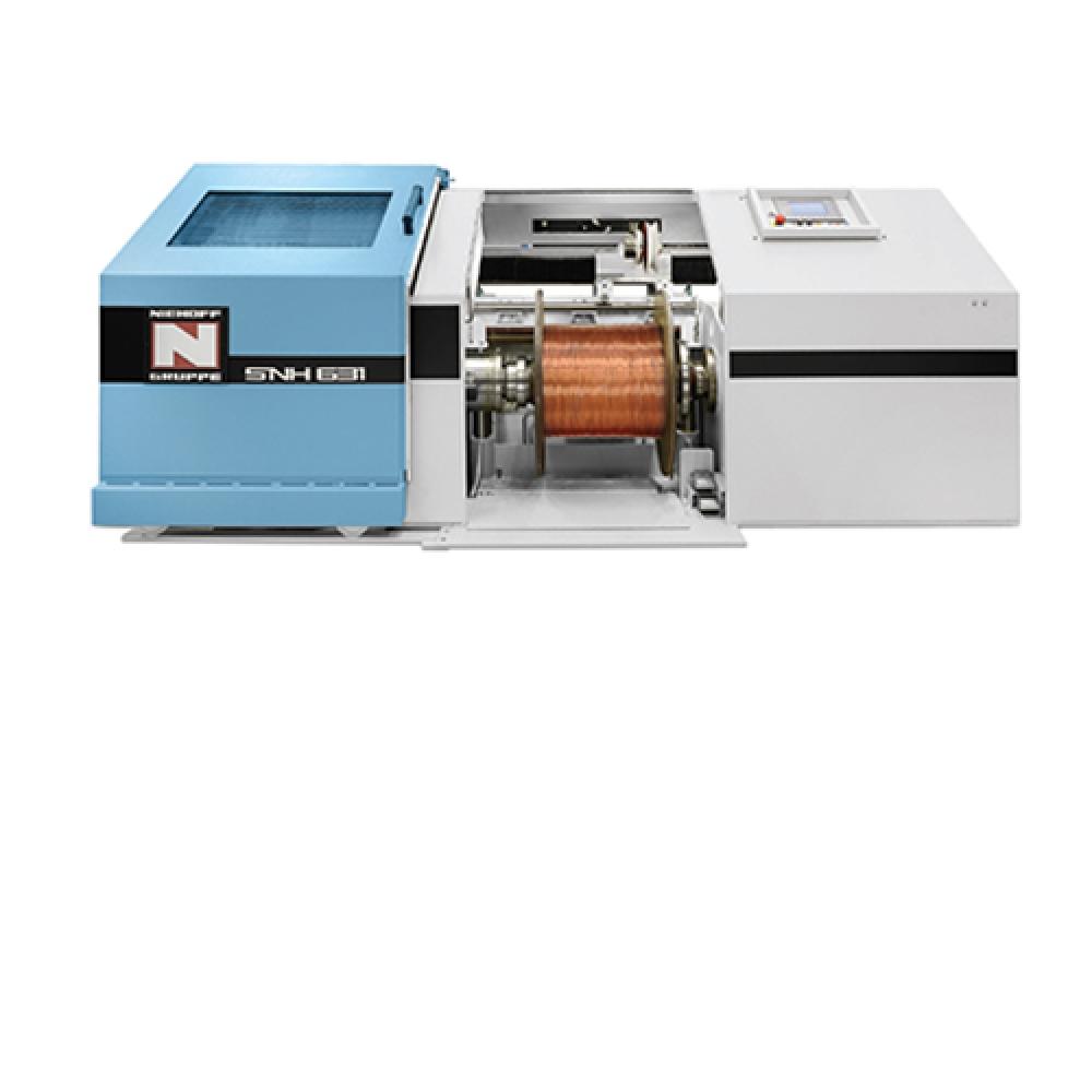 SNH 631 / SNH 801 - Dynamic Single Spooler