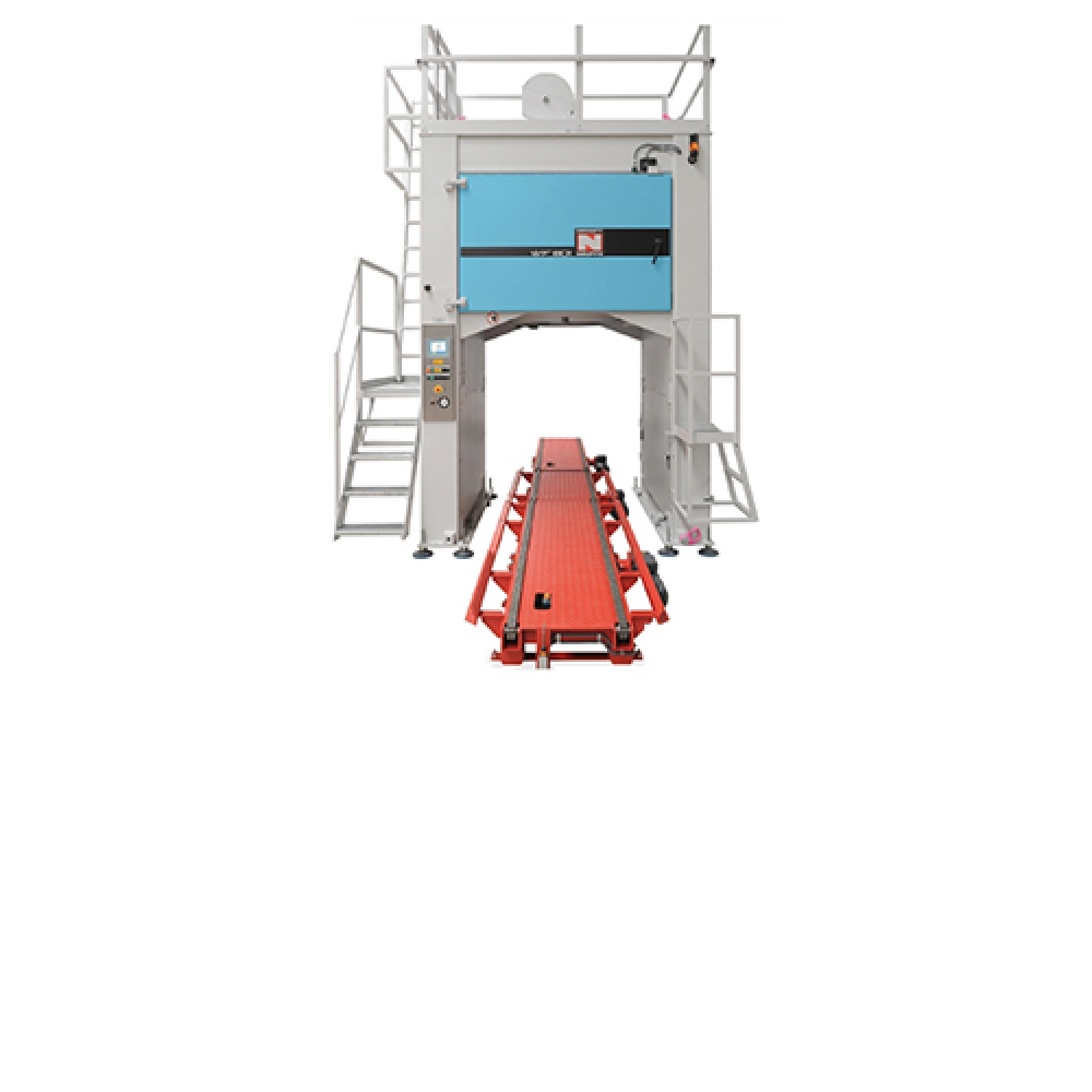 WF - Automatic Down Coiler