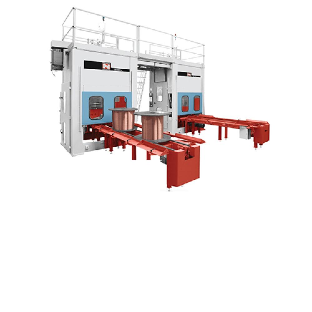 WSV - Vertical Static Coiler