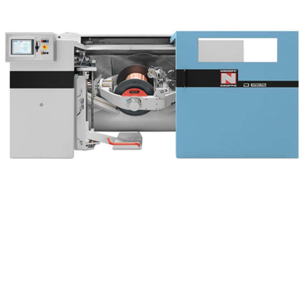 D 402 A/D 562 A/D 632 A/D 802 A - Double Twist Bunching Machine
