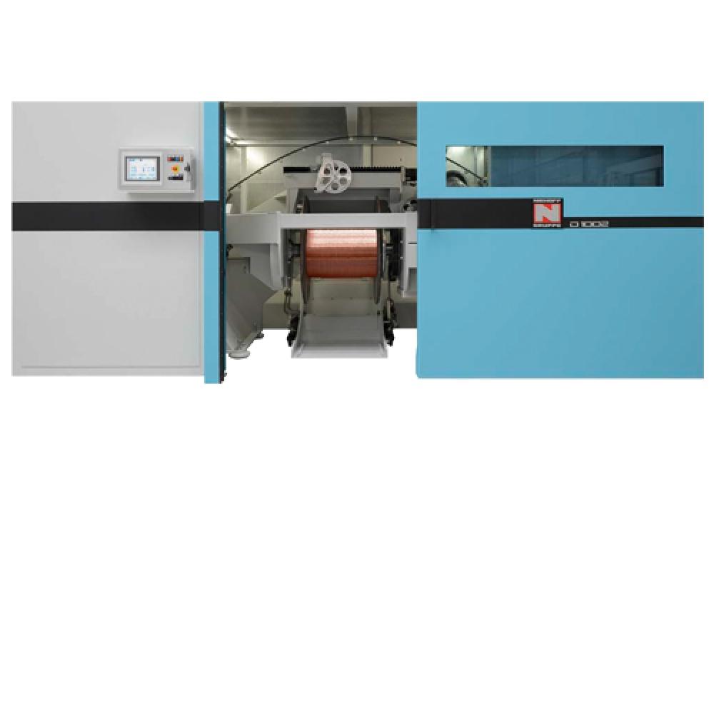 D 1002 A / D 1251 A - Double Twist Bunching Machine