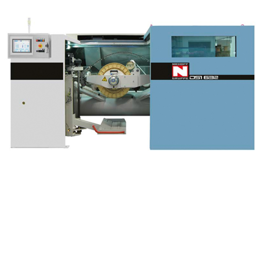 DSI 632 - Double Twist Bunching Machine