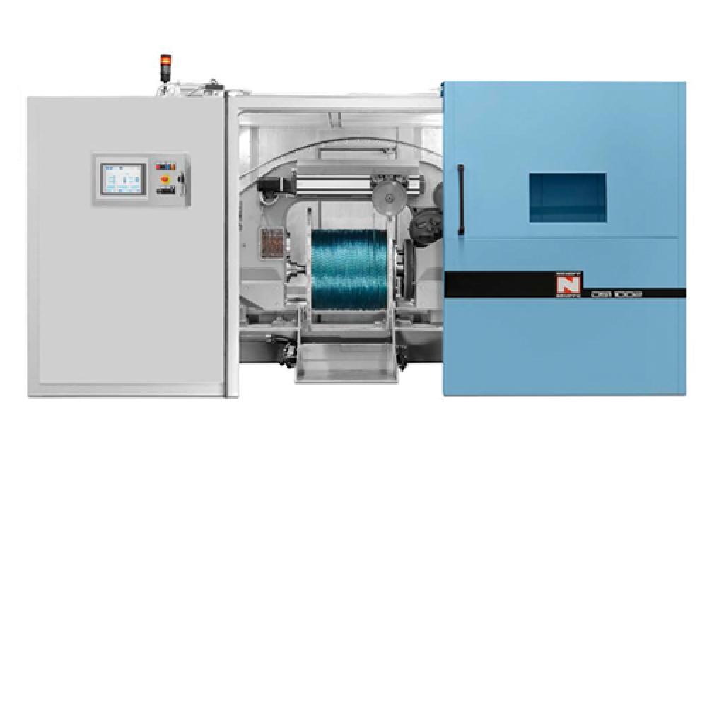 DSI 1002 - Double Twist Bunching Machine