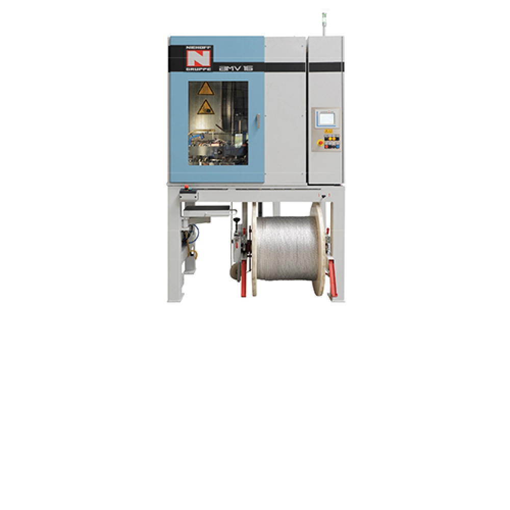 Rotary Braiding Machine