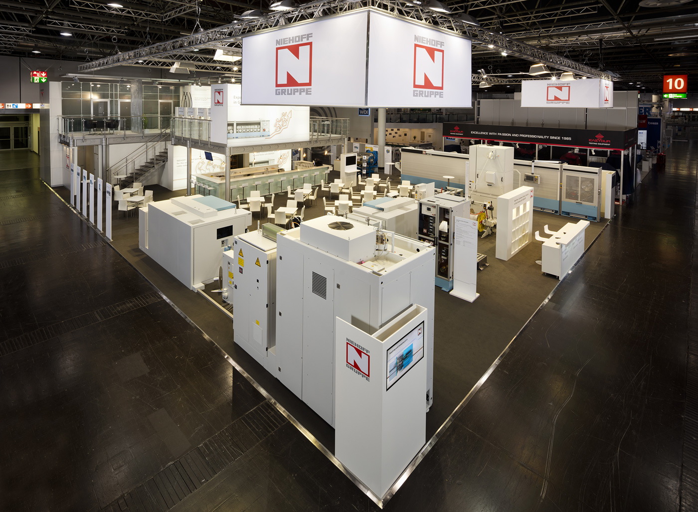 Maschinenfabrik Niehoff, one of the leading manufacturers of machinery engineered for the wire and cable industry, will be exhibiting at the wire 2018